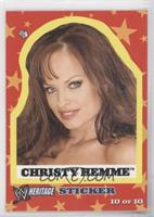 Christy Hemme