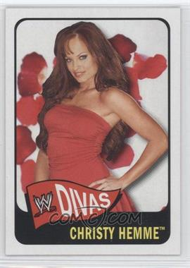 2005 Topps Heritage WWE #62 - Christy Hemme