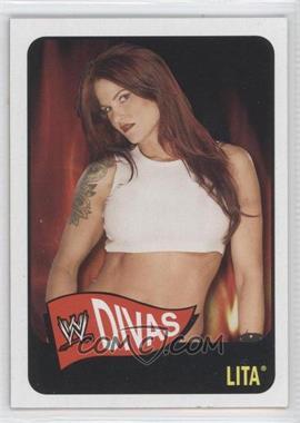 2005 Topps Heritage WWE #63 - Lita