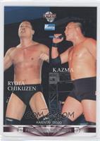 Ryota Chikuzen & Kazma