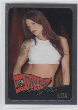 2006 Topps Chrome WWE Heritage - [Base] #63 - Lita