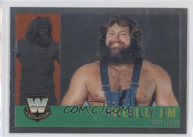 2006 Topps Chrome WWE Heritage - [Base] #77 - Hillbilly Jim