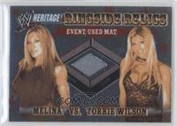 Melina, Torrie Wilson