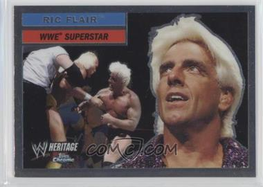 2006 Topps Chrome WWE Heritage #25 - Ric Flair