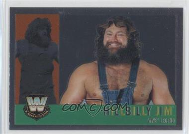 2006 Topps Chrome WWE Heritage #77 - Hillbilly Jim
