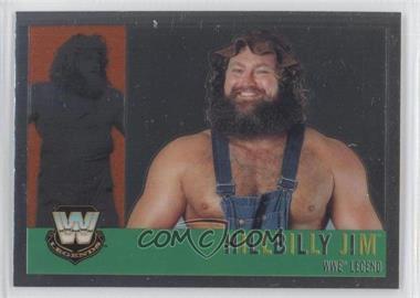 2006 Topps Chrome WWE Heritage #77 - Hillbilly Jim