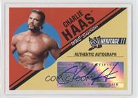 Charlie Haas