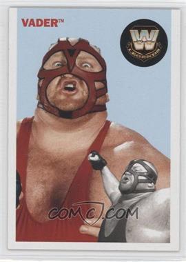 2006 Topps Heritage II WWE - [Base] #88 - Legends - Vader