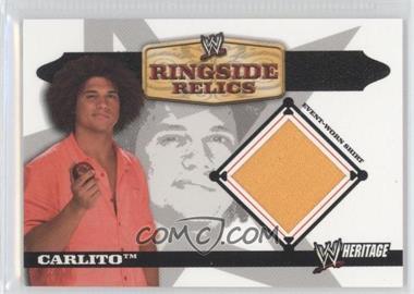 2006 Topps Heritage II WWE [???] #N/A - Carlito