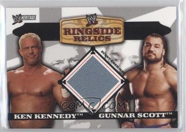 2006 Topps Heritage II WWE [???] #NoN - Ken Kennedy, Gunnar Scott