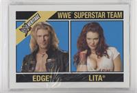 Edge, Lita