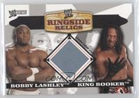 Bobby Lashley, King Booker