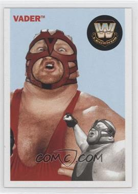2006 Topps Heritage II WWE #88 - Vader