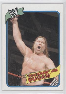 2007 Topps Heritage III WWE - [Base] #30 - Jim Duggan