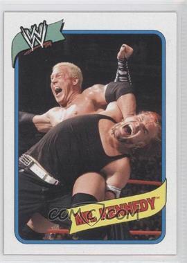 2007 Topps Heritage III WWE [???] #51 - [Missing]