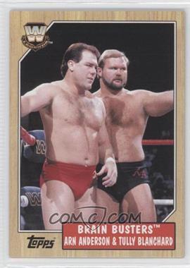 2007 Topps Heritage III WWE [???] #70 - [Missing]