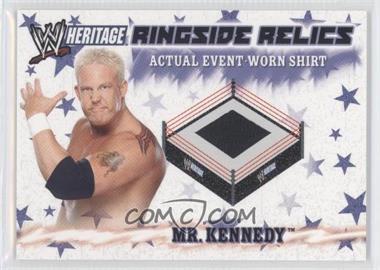 2007 Topps Heritage III WWE [???] #NoN - Ken Kennedy