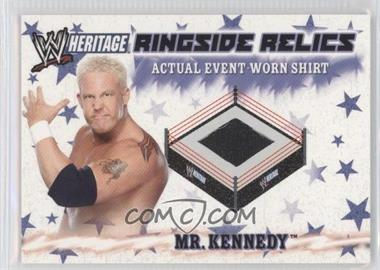 2007 Topps Heritage III WWE [???] #NoN - [Missing]