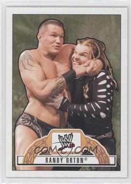 2007 Topps Heritage III WWE Ringside Bonus #R4 - Randy Orton