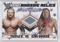 Triple H, King Booker