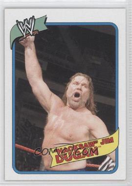 2007 Topps Heritage III WWE #30 - Jim Duggan