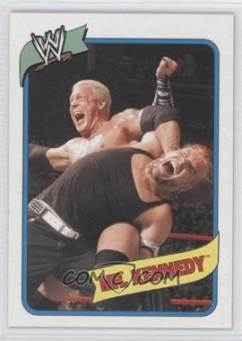 2007 Topps Heritage III WWE #51 - Mr. Kennedy