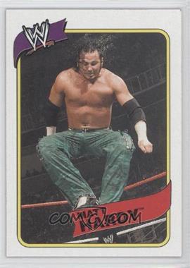 2007 Topps Heritage III WWE #53 - Matt Hardy
