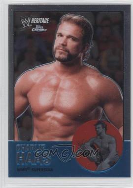 2007 Topps Heritage WWE Chrome Heritage II #50 - Charlie Haas