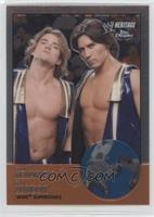 Paul London, Brian Kendrick