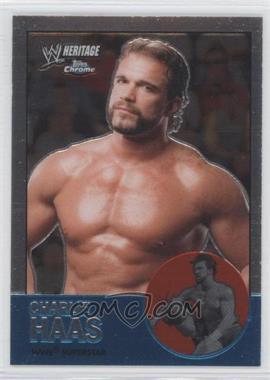 2007 Topps Heritage WWE Chrome II #50 - Charlie Haas