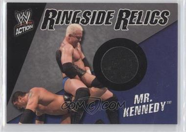 2007 Topps WWE Action [???] #N/A - Ken Kennedy