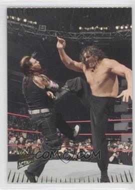 2007 Topps WWE Action #25 - The Great Khali