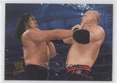 2007 Topps WWE Action #82 - Great Khali, Kane