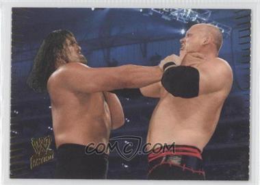 2007 Topps WWE Action #82 - Great Khali vs. Kane