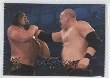 2007 Topps WWE Action #85 - Great Khali vs. Kane