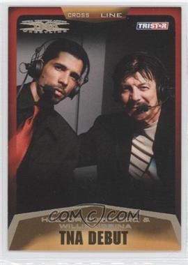 2008 TRISTAR TNA Wrestling Cross the Line [???] #9 - [Missing] /50