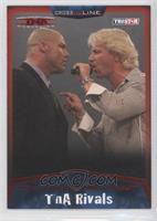 TnA Rivals - Kurt Angle, Jeff Jarrett /10