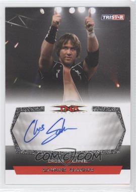 2008 TRISTAR TNA Wrestling Cross the Line [???] #C-CS - Chris Sabin