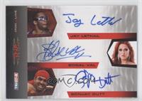 Jay Lethal, SoCal Val, Sonjay Dutt /25