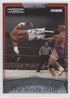 Kurt Angle, AJ Styles