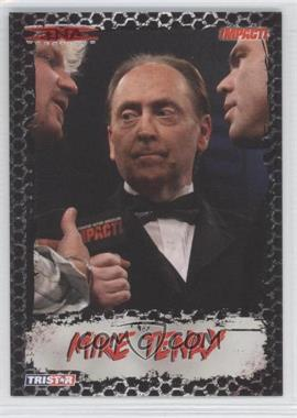 2008 TRISTAR TNA Wrestling Impact! - [Base] - Red #64 - Michael Tenay /10