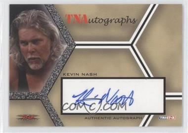2008 TRISTAR TNA Wrestling Impact! - TNAutographs #A-KN - Kevin Nash