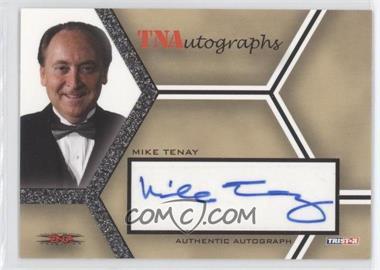2008 TRISTAR TNA Wrestling Impact! - TNAutographs #A-MT - Mike Tenay