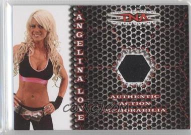 2008 TRISTAR TNA Wrestling Impact! [???] #AA-AL - Angelina Love /250