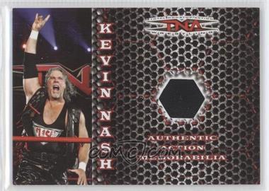 2008 TRISTAR TNA Wrestling Impact! Action Memorabilia #AA-KN - Kevin Nash /250