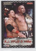 A.J. Styles & Tomko /50
