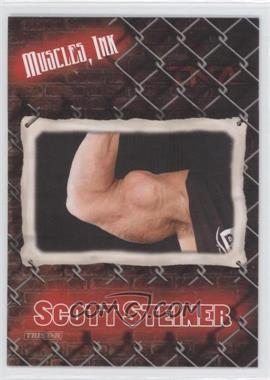 2008 TRISTAR TNA Wrestling Impact! Muscles, Ink #MI-1 - Scott Steiner