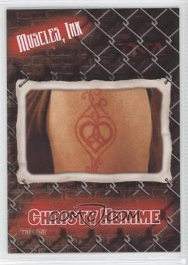 2008 TRISTAR TNA Wrestling Impact! Muscles, Ink #MI-7 - Christy Hemme