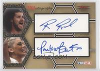 Robert Roode, Payton Banks /50