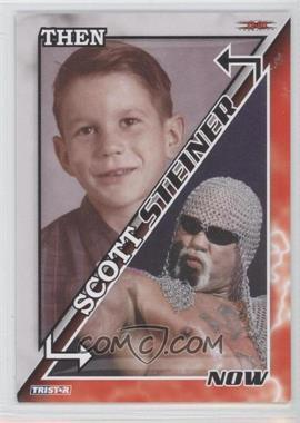 2008 TRISTAR TNA Wrestling Impact! Then and Now Blue #TN-4 - Scott Steiner /1